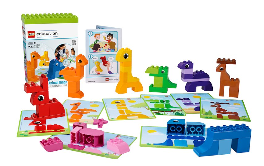 LEGO Education Animal Bingo από StemToys