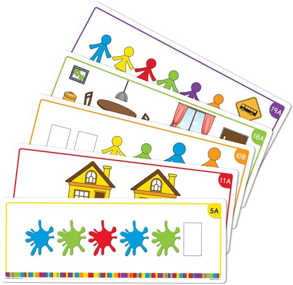Family Counter™ Activity Cards