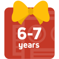 stem-toys bow_6-7 years bow